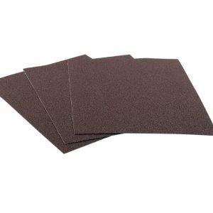 carta abrasiva corindone