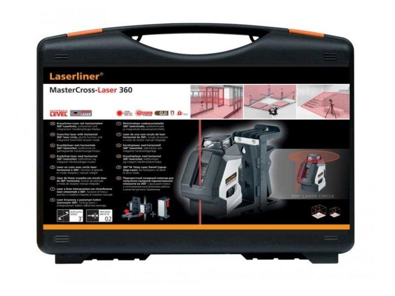 laser mastercross